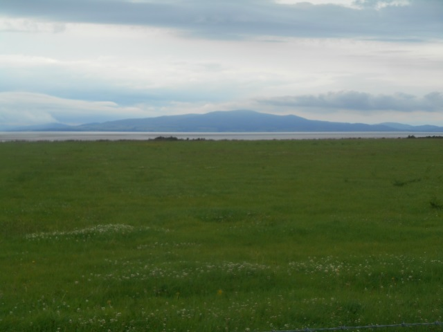 Criffel, as seen from near Cardurnock