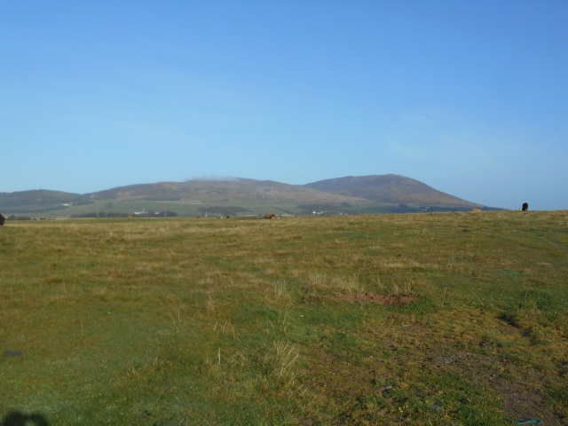 Criffel, from southerness