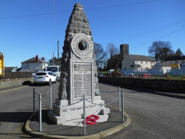 Kirkinner War Memorial