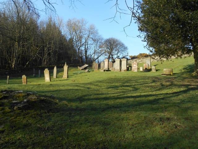 Old Senwick Churchyard
