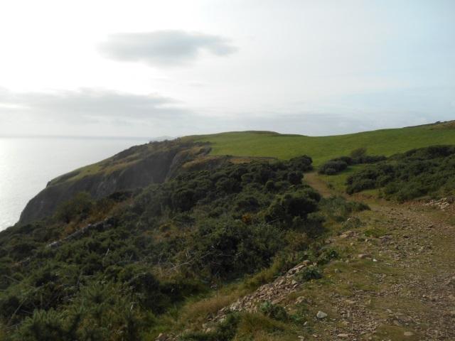 Path near Port o' Warren