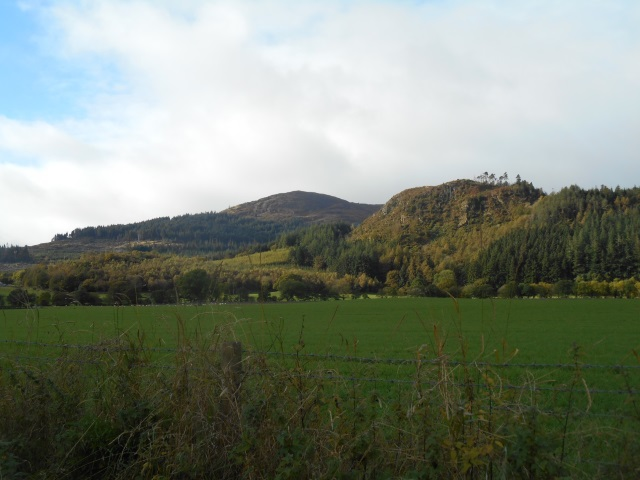 Screel, as seen from the A711