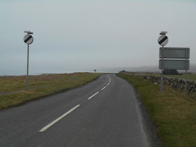Road out of Port William (A747)