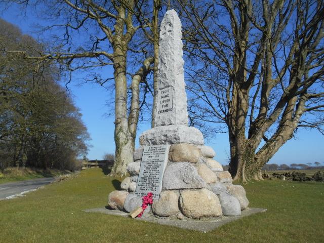 Glasserton War Memorial