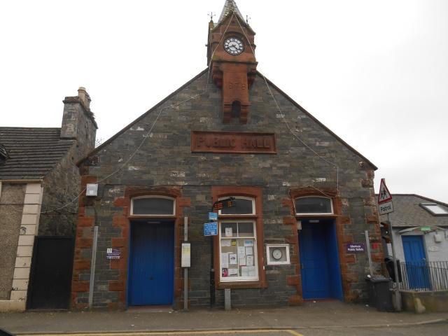 Glenluce Public Hall