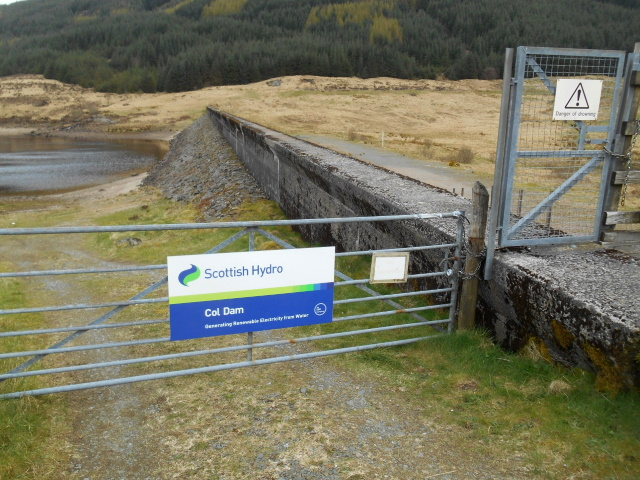 Col Dam