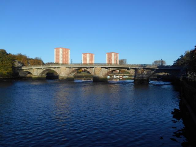 Old Dumbarton Bridge