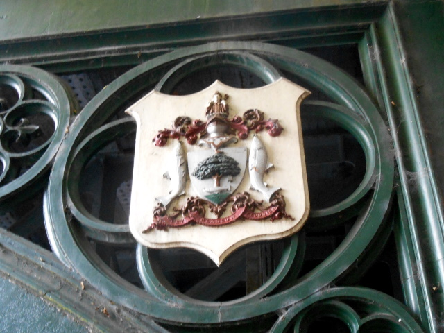 Glasgow's coat of arms