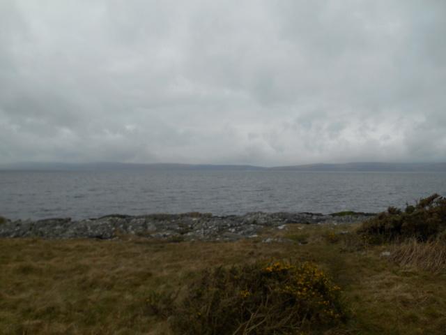 Kintyre from Lochranza