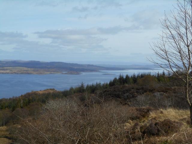 Loch Fyne, distant