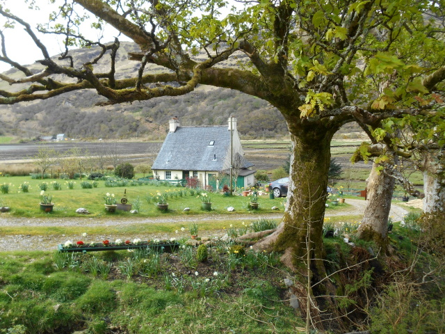 Cottage at Lochhead