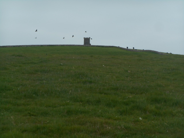 Mull Hill beacon