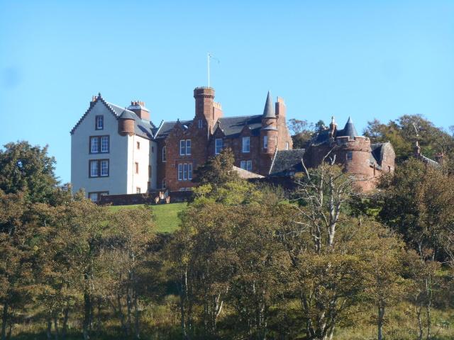 Kelmorlie Castle