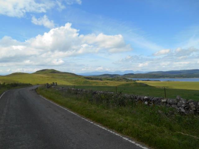 Dun Skeig & West Loch Tarbert