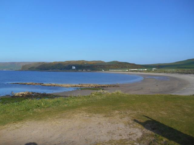 Dunaverty Bay