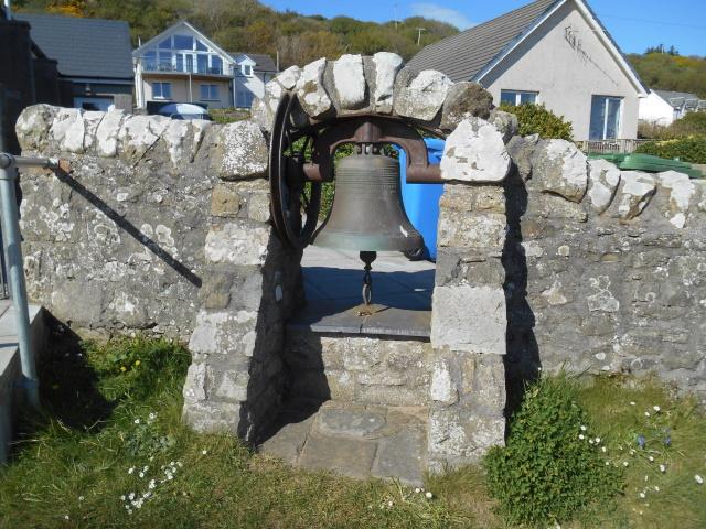 Kildonan chapel bell