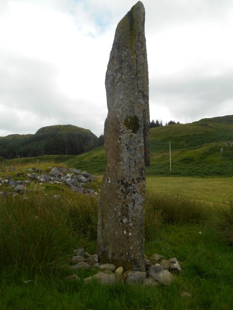 Kintraw megalith