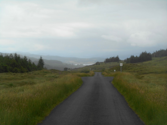 Loch Fyne distant