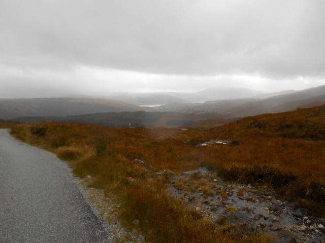 Loch Sunart distant