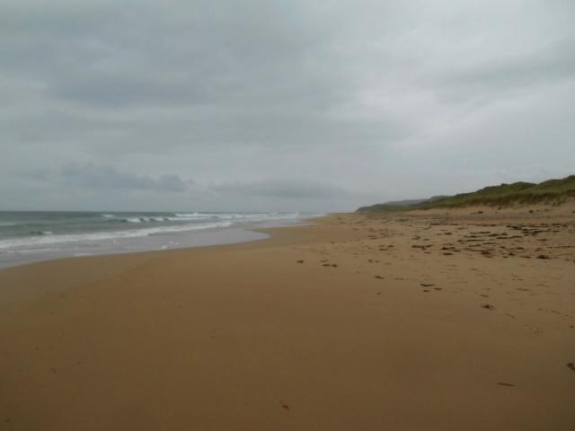 Machrihanish Beach