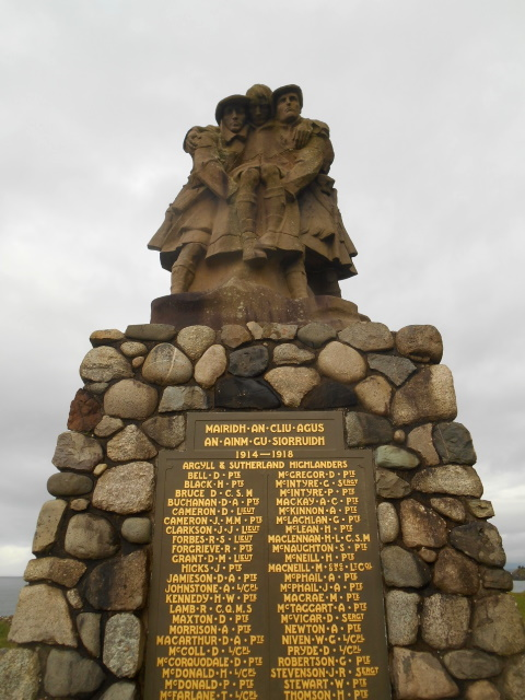 Oban War Memorial