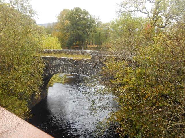 Acharn old bridge