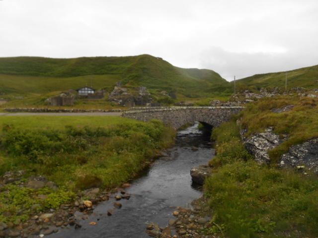 Old bridge at Putechan