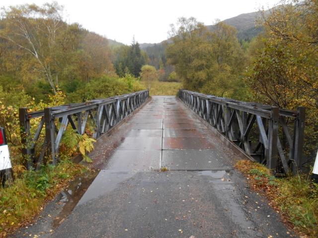 Bridge over the Polloch