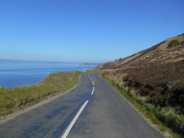 Road near Corriecravie