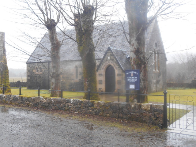 St Coumba's Church