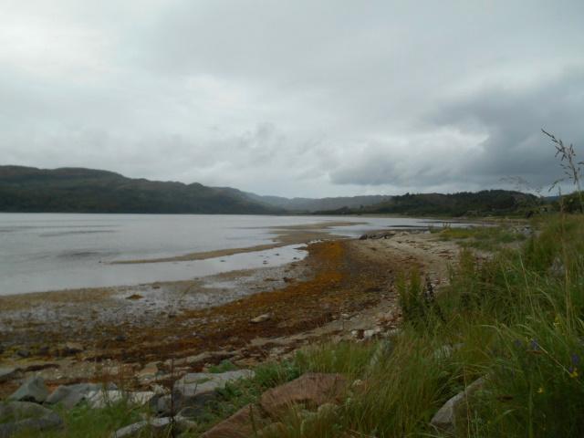 Loch Caoilisport at Tighnahoran