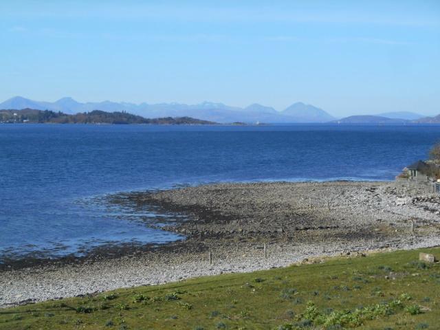 View at Ardaneaskan