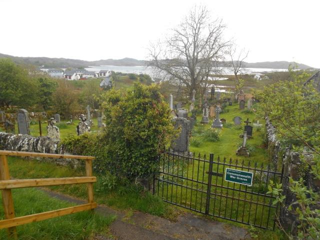 Arisaig Cemetery