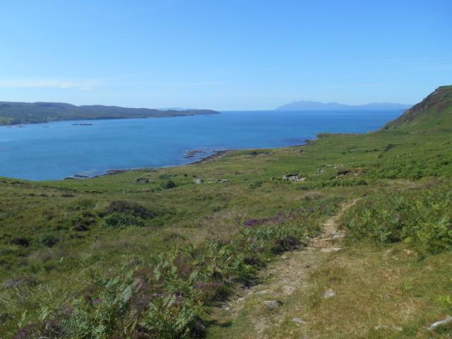 Boreraig and Loch Eishort