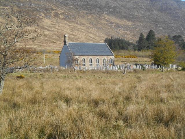 Clachan Church