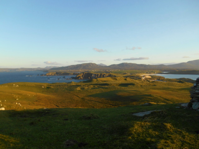 Balnakeil and Durness, distant