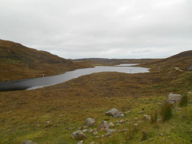 Loch a' Mheallain