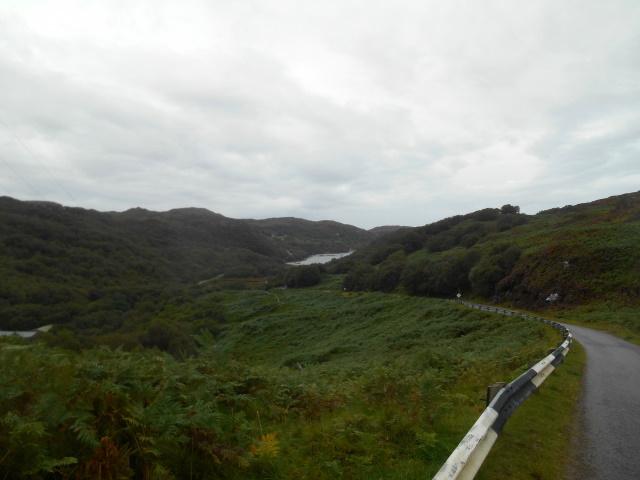 Loch Nedd distant