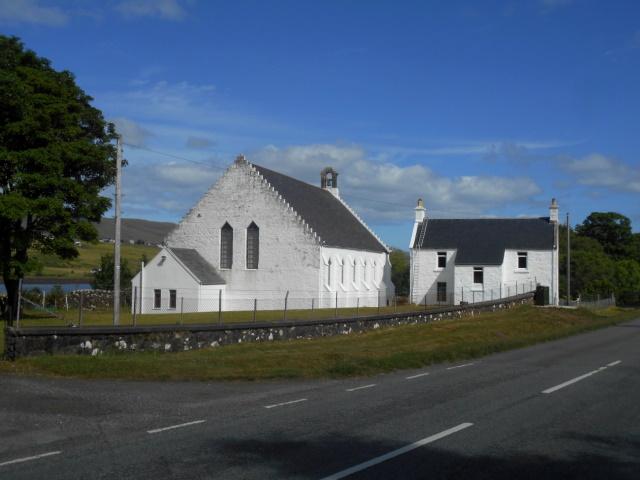Skeabost Bridge Free Church