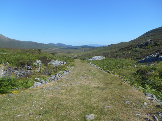 View towards Broadford