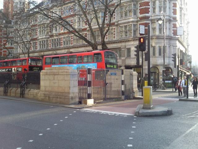 Gates to KTS entrance