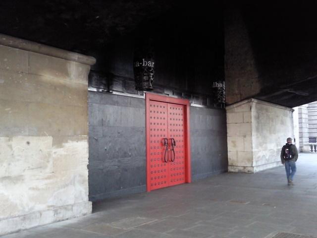 Buddha Bar doors