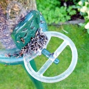 Nyger Seed Feeder Ring-pull Perch
