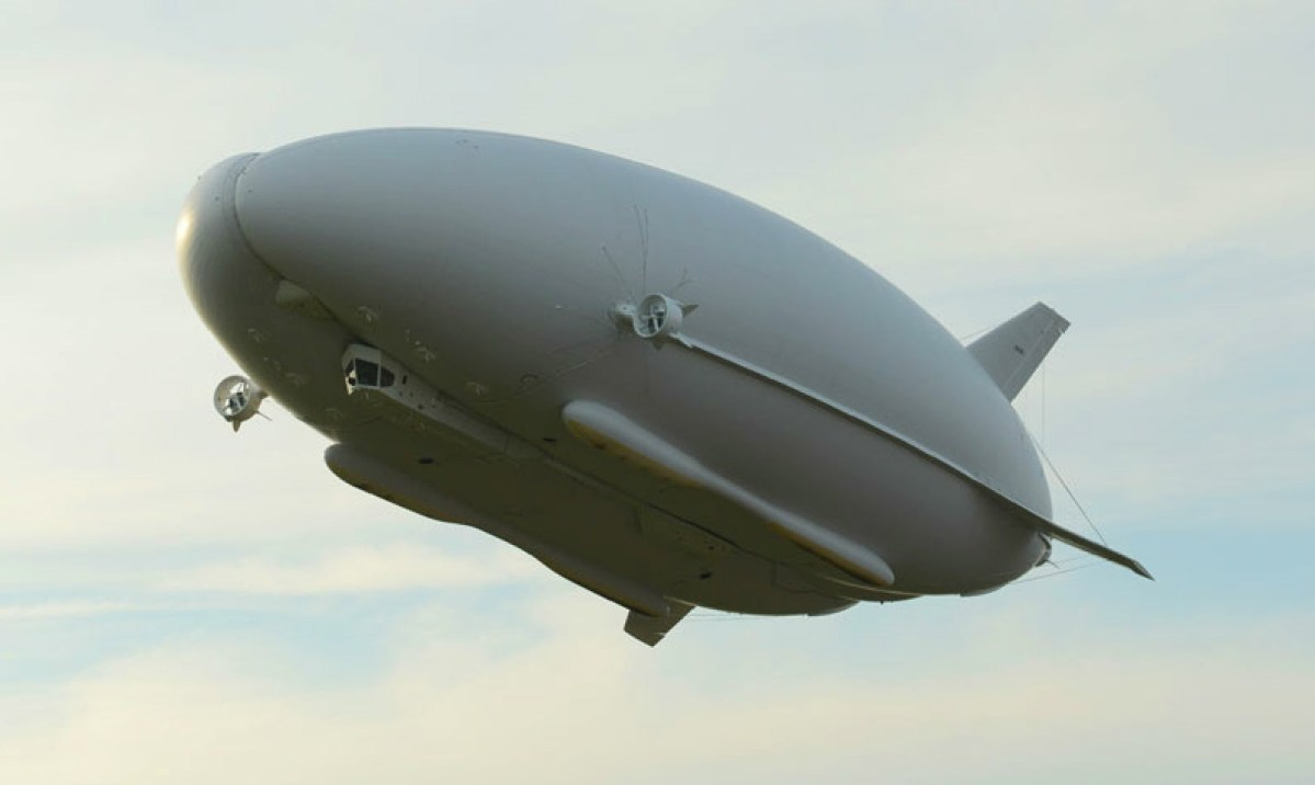 Airship Airlander – Made in England