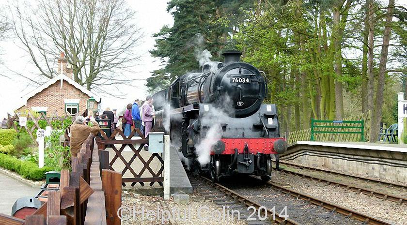 A North Norfolk Railway Journey