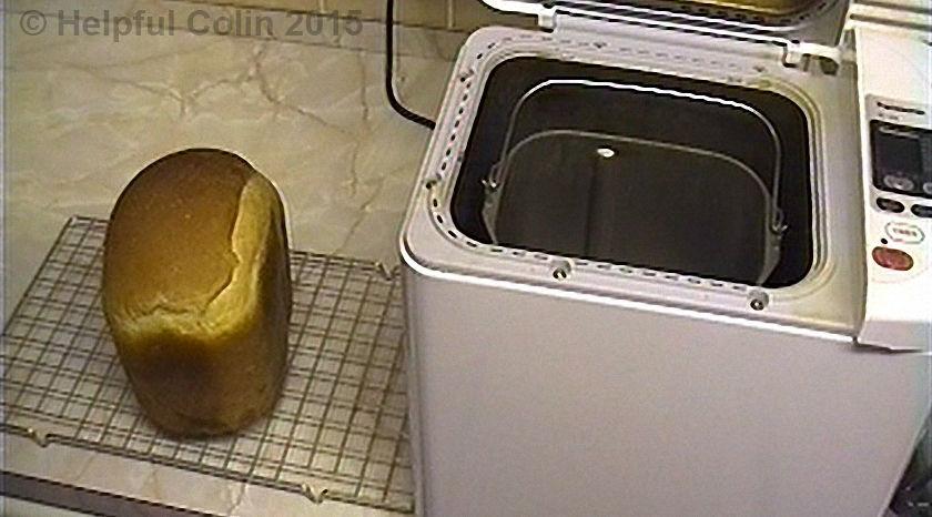 Using Bread Maker Panasonic SD206