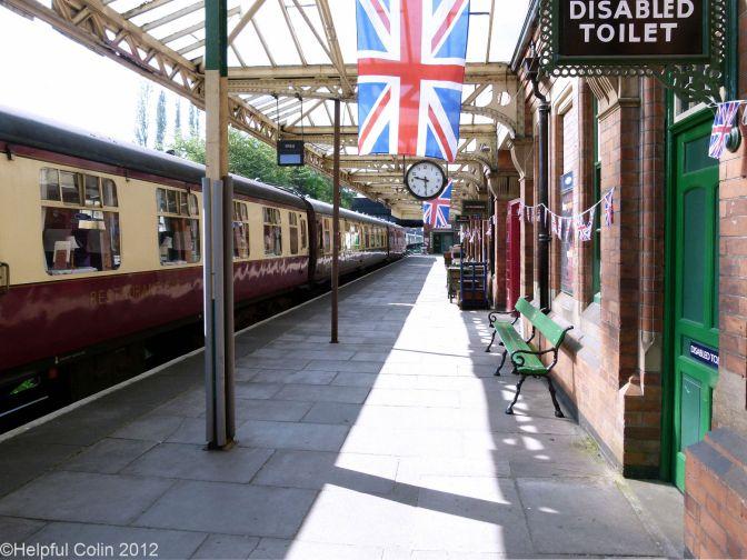 Loughborough Platform 1 Railway Experiences