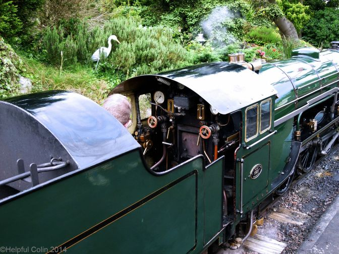 Northern Chief at New Romney Railway Experiences