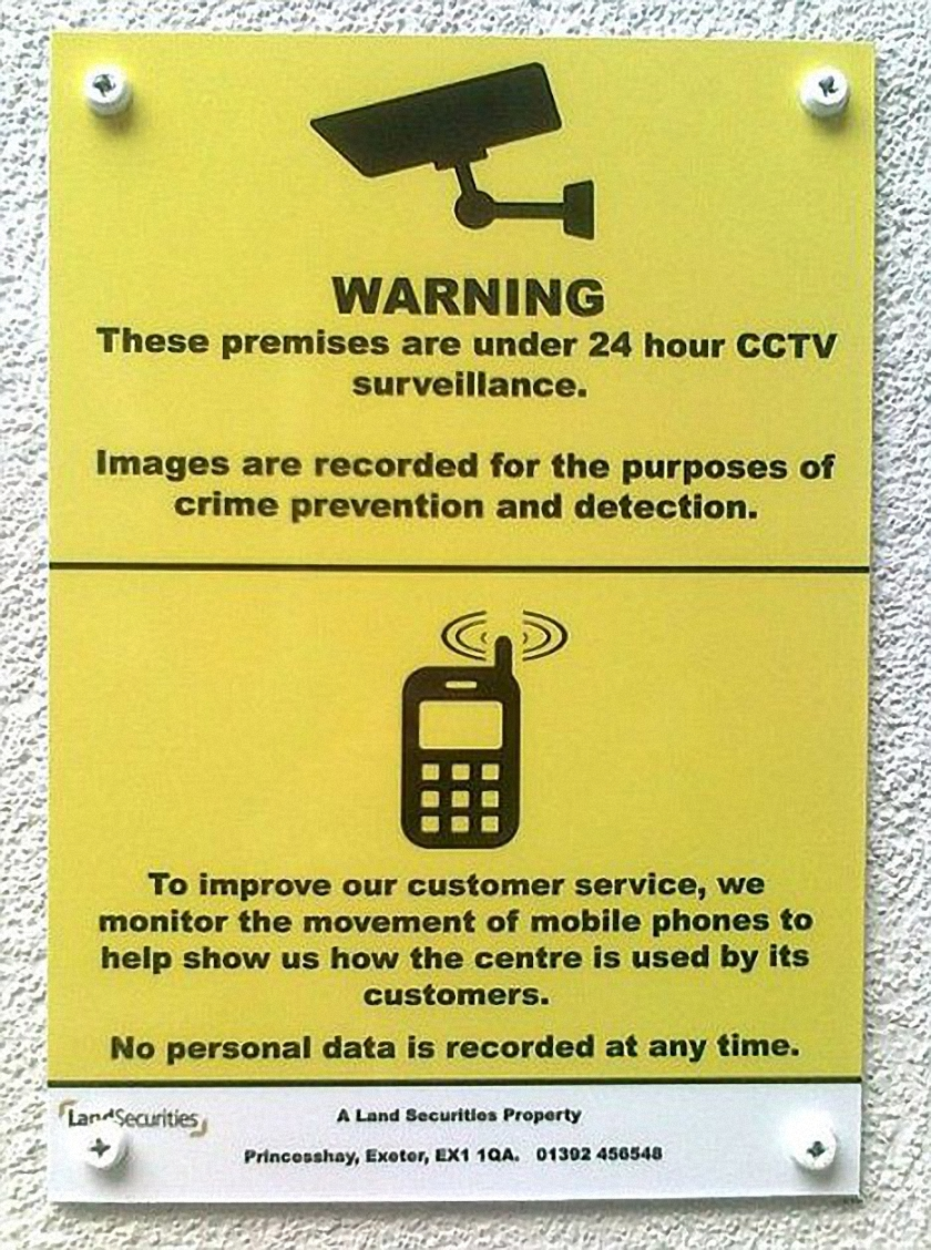 They Monitor Mobile Phone Movements To Improve Customer Service