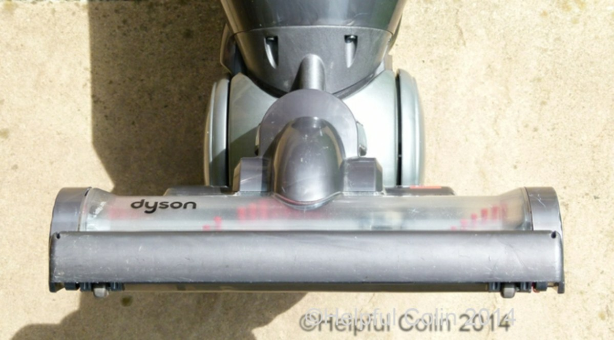 Dyson Slim DC18 Cleaner Head Maintenance